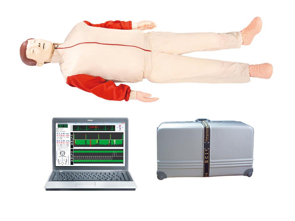 知能医学高级心肺复苏模拟人(计算机控制) BIX-CPR780