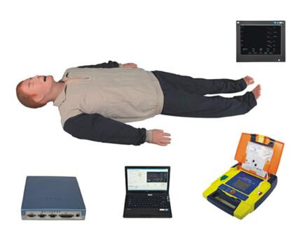 知能医学模型高级多功能成人综合急救训练模拟人 BIX-ACLS800