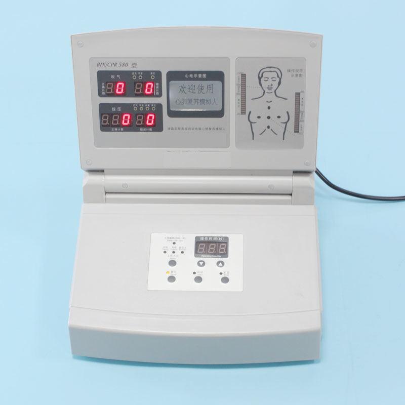 知能医学模型高级电脑心脏复苏模拟人(液晶显示屏)