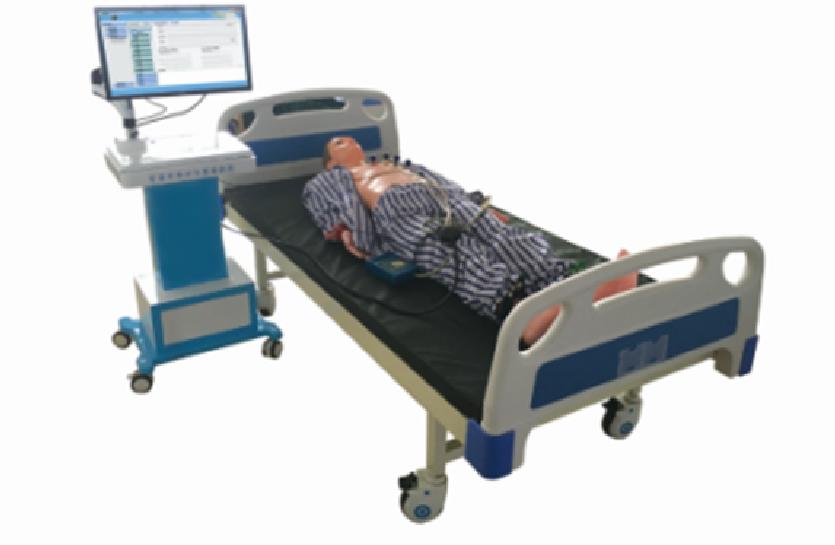 知能医学网络多媒体心电图模拟教学系统(教师主控机)