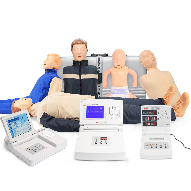 心肺复苏模拟人系列产品
