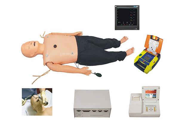 知能医学模型-高级多功能成人综合急救训练模拟人 BIX/ACLS850