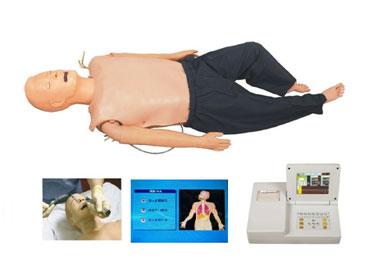 知能医学模型-高级多功能成人急救训练模拟人 BIX/ACLS800