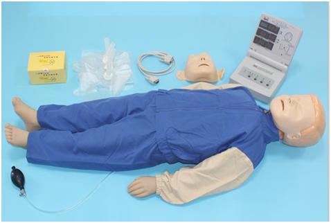 知能医学模型-高级<strong><strong>儿童心肺复苏模拟人</strong></strong> BIX/CPR170