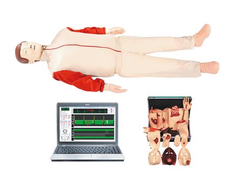 高级心肺复苏(创伤护理)模拟人功能测试报告