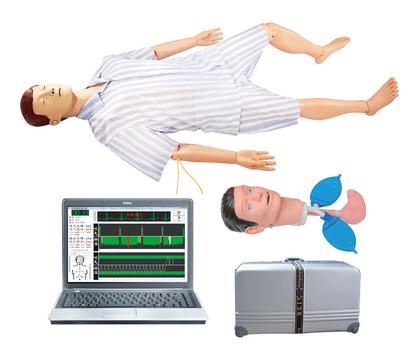 知能医学模型综合急救护理训练模拟人 BIX/ALS880