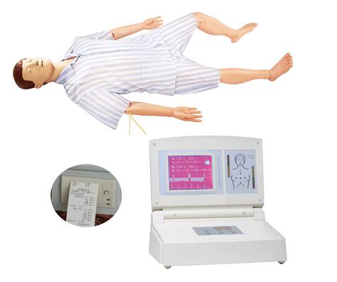 多功能急救护理训练模拟人产品功能测试报告