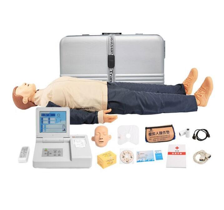 知能医学模型高级自动电脑心肺复苏模拟人 BIX/CPR15690