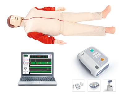电力急救心肺复苏模拟人-触电急救模拟人-溺水触电急救假人