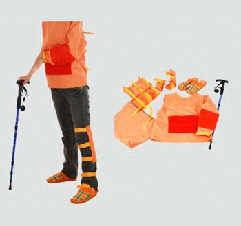 高级着装式老年偏瘫护理模拟服 BIX/H240